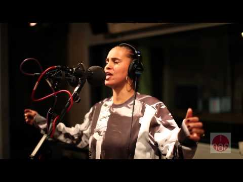"Neneh Cherry, ""Blank Project"" Neneh Cherry, vocals Alexis Georgopoulos, bass TJ Maiani, drums Music recorded & mixed by John DeLore."" Video by Amy Pearl www...."