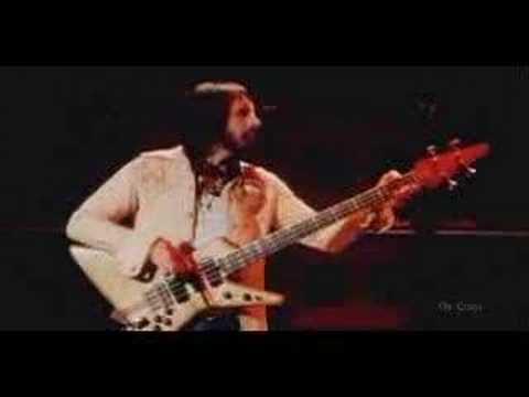 Baba O'Riley isolated bass by John Entwistle tab