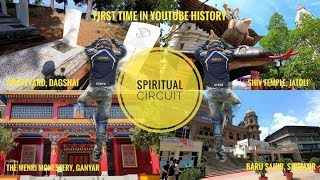 SPIRITUAL CIRCUIT  | First Time in Youtube History |  Thunderbird 350X | Royal Enfield