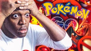 I HATE POKEMON GO!!!