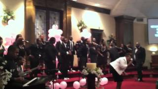 I'll Say Yes To My Lord-Nate Bean & 4Given feat. Adrian Lewis Freeman
