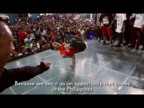 Respect Our Heroes   The Philippine Bboys (R16 Philippines)