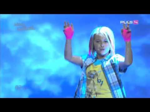 Kiddy Contest 2012 - FINALE - Julia Rosenmayr: