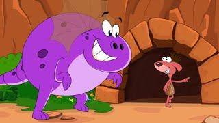 Rat-A-Tat | 'Land of Dinosaurs & Dragons' | Chotoonz Kids Funny Cartoon Videos Sunday Sundaes