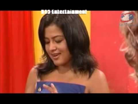 Actress Rekha Thapa - Sexy talk with Ujju Darling