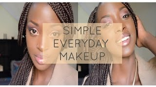 My Simple Everyday Makeup | GRWM