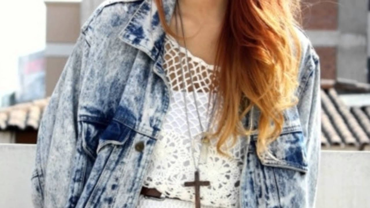 Indie Hipster Fashion Style Inspiration For Women And Girls Youtube