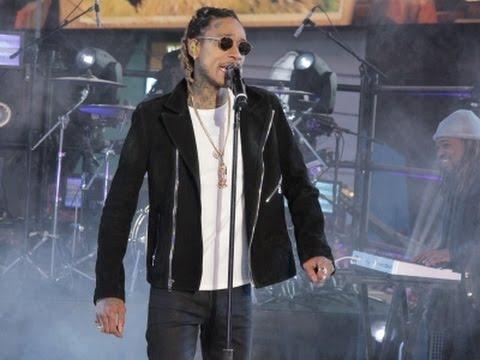 Wiz Khalifa: 'Don't Ask Me' About Kanye