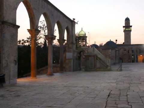 Ustaz Amin - Azan Masjid Al Aqsa