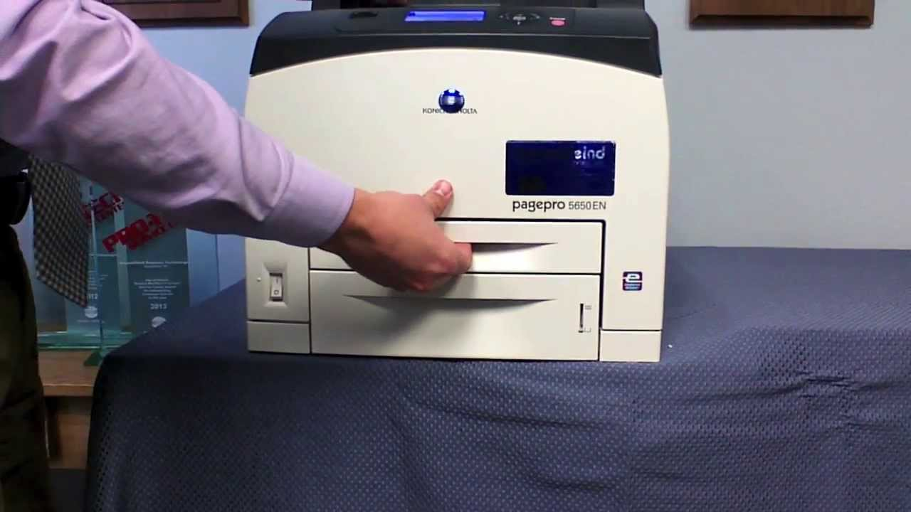 Konica Pagepro 5650 Pagepro 5650 Pagepro