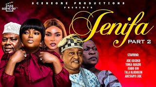 Flashback  Movie: JENIFA PART 2 ( Part 1) | Yoruba Nollywood Movie