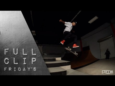 Chaz Ortiz Full Clip Friday