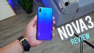 Huawei Nova 3 Review (កំលាំងខ្លាំងជាង P20)