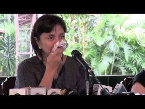Atty. Leni Robredo press conference (part 3)