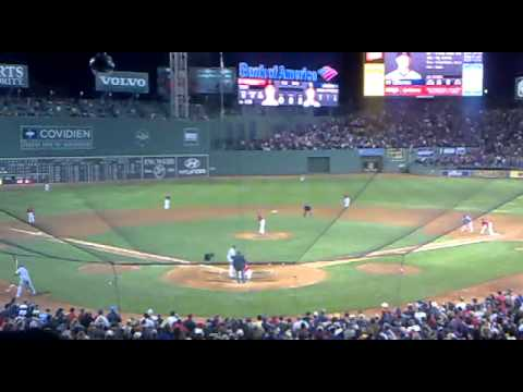 Boston Red Sox win match