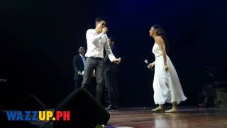 A Date With Xian Concert Highlights -  Birthday Surprise ni Kim Chiu kay Xian Lim
