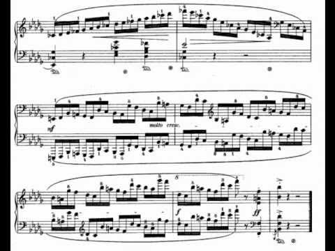 Шопен Фредерик - Prelude 16 In B Flat Minor
