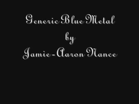 Generic Blue Metal
