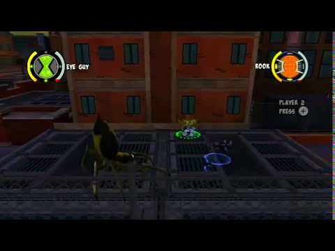 Ben 10: Omniverse Wii/Wii U/PS3/Xbox - Part 10 - That Was then 1/2