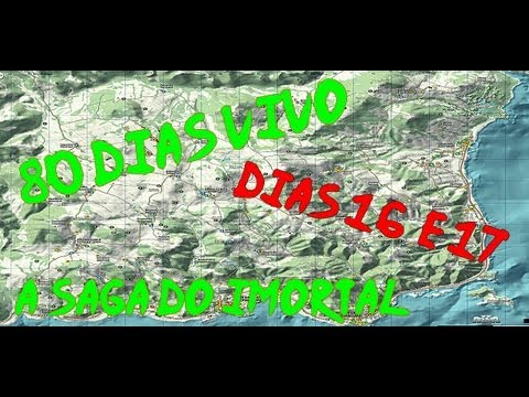 Arma 2: Dayz Mod:a Saga Do Imortal 75 Dias Vivo E Viajando Pelo Mapa Sem Medo 16 E 17 Dias