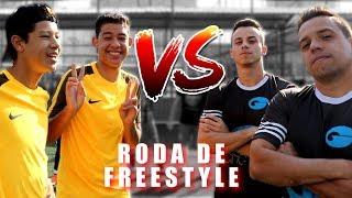 Roda de Freestyle com BANHEIRISTAS !!