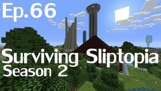 Surviving Sliptopia S2 Ep.66 - Stuff And Things Monday! ( A Minecraft Let's Play )