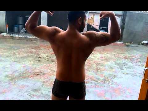 Bodybuilding beginner boys