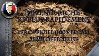 GTA 5 Devenir Riche + Xp Plus Rapidement 1er officiel (100% Legal) 2eme Officieuse (Glitch)