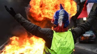 YELLOW VEST Uprising THREATENS Entire GLOBALIST WORLD ORDER!!!