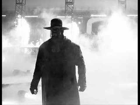 The UnderTaker Dead Man back