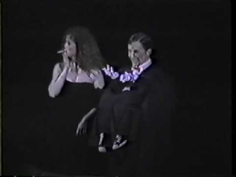 Bernadette Peters and Martin Short 1993 Easter Bonnet Skit