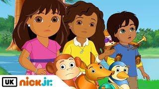 Dora and Friends   Dora in Clock Land   Nick Jr. UK