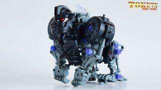 [TMT][800] ZW10 Knuckle Kong! ZW10 ナックルコング! Zoids Wild! ゾイドワイルド! TAKARA TOMY