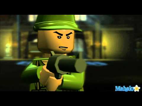 LEGO Indiana Jones 2- The Last Crusade Walkthrough- 1 of 4
