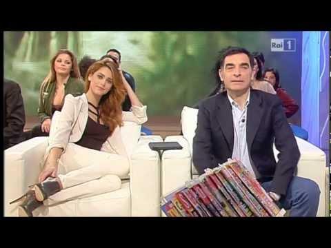 Miriam Leone @ UnoMattina in Famiglia (16.12.12)
