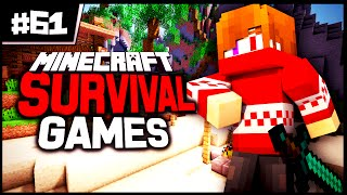 Giant Team?! | Minecraft Survival Games #61