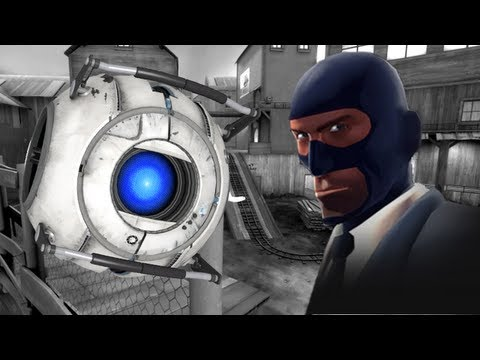 TF2: Wheatley Sapper [Live Commentary] Ap-Sap Spy