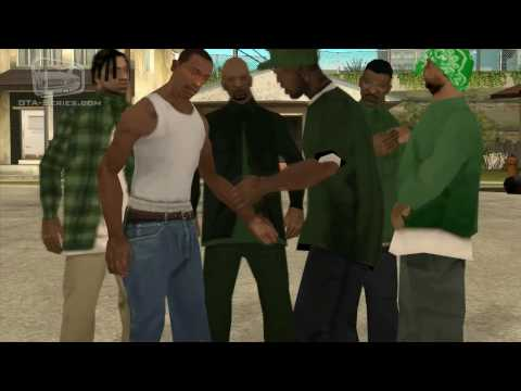 GTA San Andreas - Walkthrough - Mission #24 - Los Sepulcros (HD)
