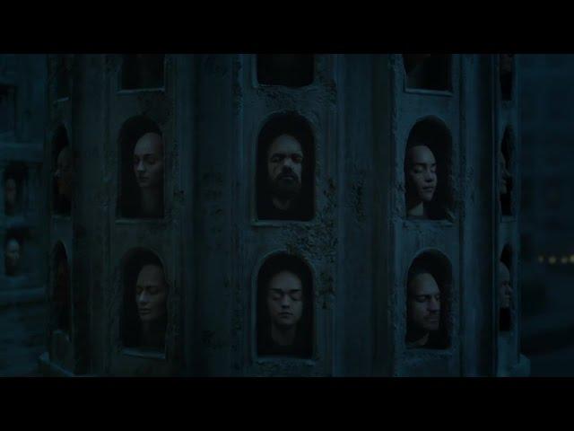 왕좌의 게임 시즌 6 - 티저 예고편 #2 - Hall of Faces (한글자막)