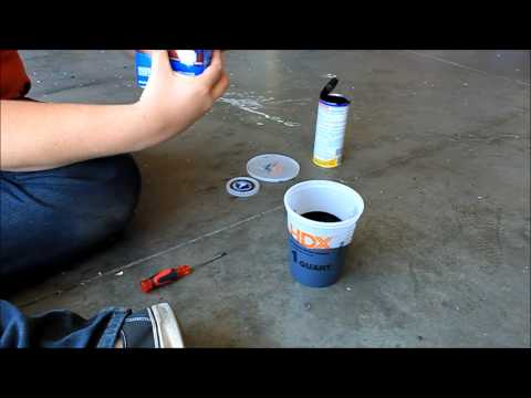 How To Thin Plastidip. Save Money! DYC Dip Sprayer Unboxing and Testing