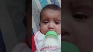 Funny clip new baby crying ayeza