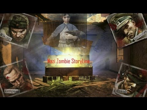 Nazi Zombie Story Line The Beginning Der Riese Part 2