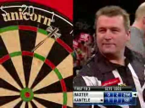 Kantele - Baxter PDC World Championship 2009 Highlights