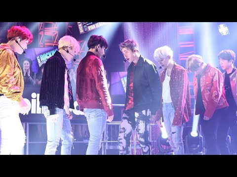 BTS (방탄소년단) - 'DNA' (Live At Dick Clark's New Years Rockin' Eve)