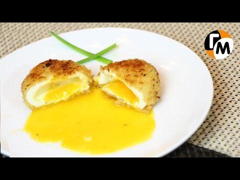 Хрустящее Яйцо Пашот -- Голодный Мужчина, Выпуск 37