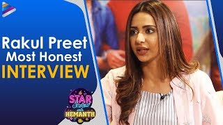 Rakul Preet Latest Interview | The Star Show With RJ Hemanth | Rakul | Telugu FilmNagar