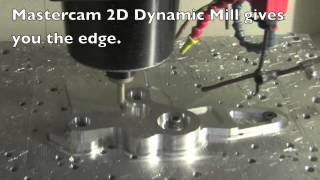 Mastercam X7 Dynamic Mill