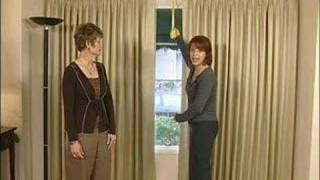 Mary & Lisa's Decorating Tips: How to Measure Drapes