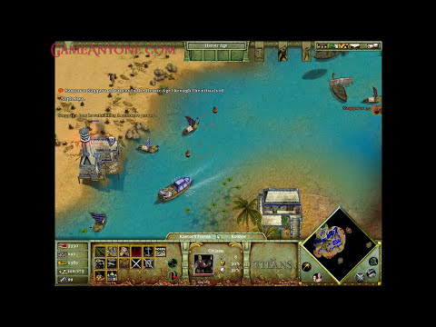 Age of Mythology: The Titans Part 21: The Ancient Relics [3/6]