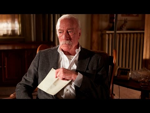 Christopher Plummer on Doing His Own Stunts in 'Remember'